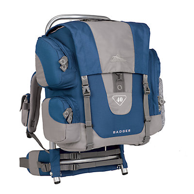 High Sierra Badger 40 Backpack, , large