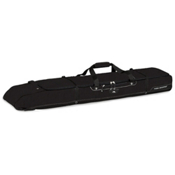 High Sierra Skis.com Adjustable Double Ski Bag 2013, Blk-Gray, medium