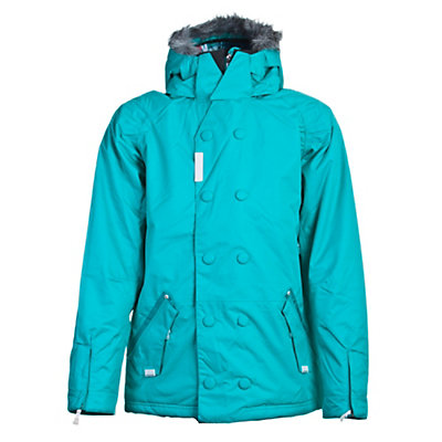 Oakley Navies Mens Insulated Ski Jacket, , large