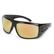 Dragon Shield Sunglasses, Black Gold, medium