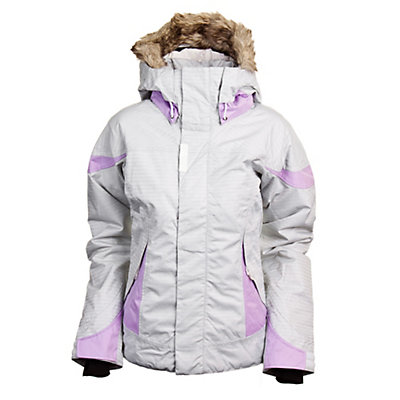 Oakley Checka Womens Insulated Snowboard Jacket, , large