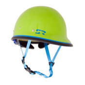 Shred Ready T-DUB Helmet, Flash Green, medium