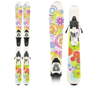 K2 Luv Bug Fastrak 4.5 Kids Skis with Marker Fastrak 4.5 Bindings, , medium