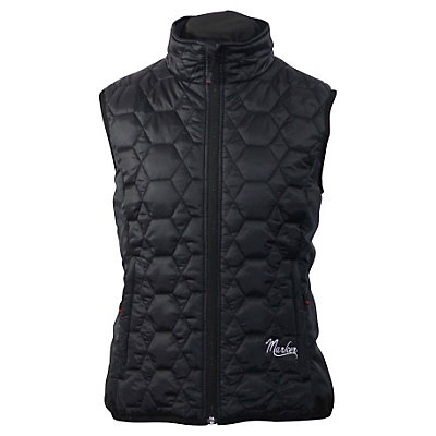 Marker Diamond Quilted Womens Vest, , large