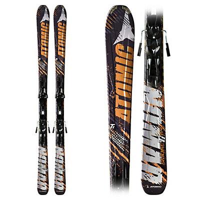 Atomic Smoke TI Skis with XTO 12 Protrak Bindings, , viewer