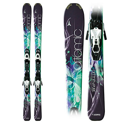 Atomic Affinity Pure Womens Skis with XTO 10 Lady Bindings, , large