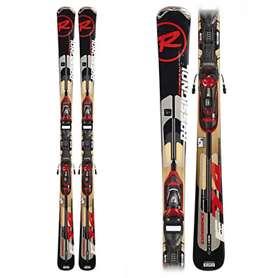 Rossignol Experience 74 Carbon Skis with TPI 2 Axium 100 L Bindings, , viewer