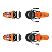 Rossignol FKS 140 Ski Bindings 2014, Fluorescent Orange, medium