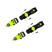 Rossignol Axium 110 XL Ski Bindings 2014, Fluorescent Yellow, medium
