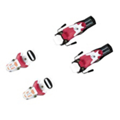 Rossignol Comp Girl 25 Kids Ski Bindings 2013, , medium