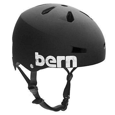 Bern Macon Carbon Mens Skate Helmet, , large