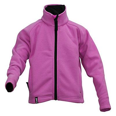 Marker Snuggler Fleece Girls Jacket, , large