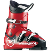 Rossignol Comp J3 Kids Ski Boots 2013, Red, medium