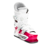 Rossignol Fun Girl J3 Girls Ski Boots 2013, White-Pink, medium