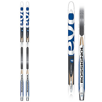 Rossignol Evo Tour NIS Cross Country Skis with Bindings, , large