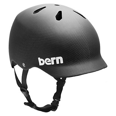 Bern Watts Carbon Mens Skate Helmet, , large