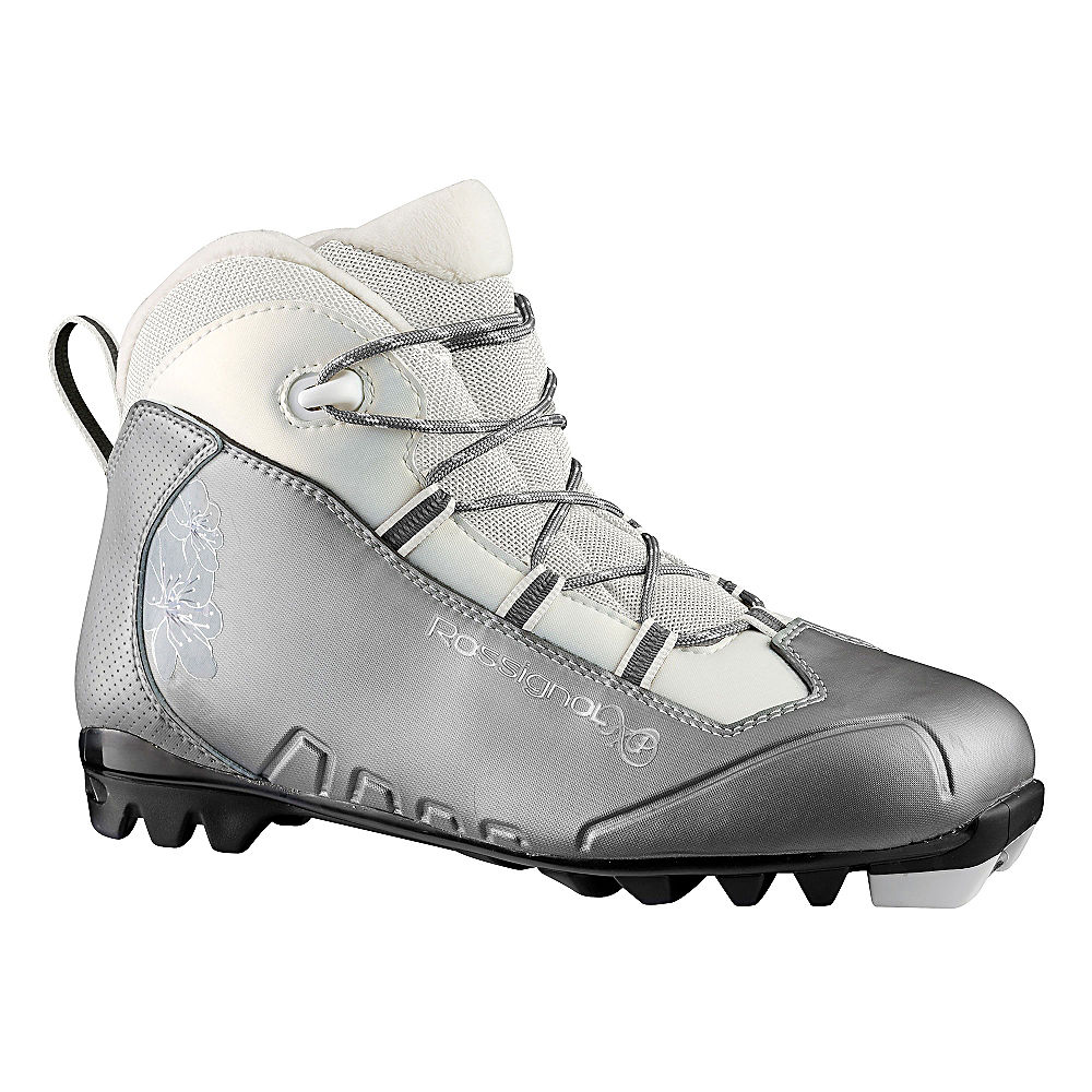 Rossignol x1 FW Womens NNN Cross Country Ski Boots Size 42 0 Grey