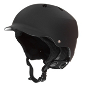 Bern Watts EPS Audio Helmet, Matte Black-Audio Knit, medium