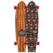 Arbor Bat Tail Complete Longboard, , medium