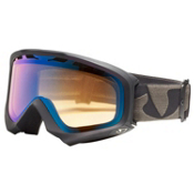 Giro Station Goggles, Matte Black Big Icon Black-Per, medium