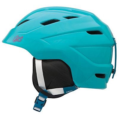 Giro Decade Womens Helmet, Teal Radius, large