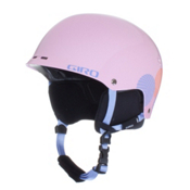 Giro Tag Girls Helmet, Pink In Bloom, medium