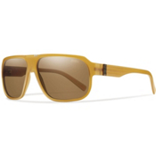 Smith Gibson Polarized Sunglasses, Matte Honey, medium