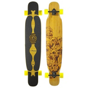 Loaded Bhangra Flex 1 Complete Longboard, 9.50in., medium