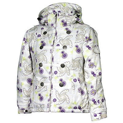 Karbon Kyndre Girls Ski Jacket, , viewer