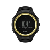 Suunto Core Digital Sport Watch, Sahara Yellow, medium