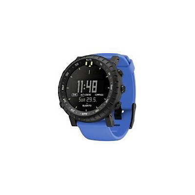 Suunto Core Digital Sport Watch, Blue Crush, viewer