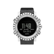 Suunto Core Aluminum Digital Sports Watch, Black, medium