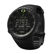 Suunto Core Aluminum Digital Sports Watch, Deep Black, medium