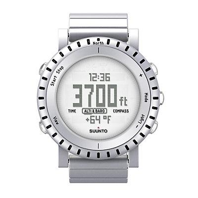 Suunto Core Aluminum Digital Sports Watch, Black, large