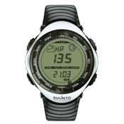 Suunto Vector HR Digital Sport Watch, White, medium