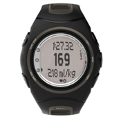 Suunto T6D Sport Watch, Black Smoke, medium