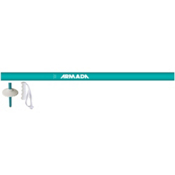 Armada Triad Ski Poles, Teal, medium