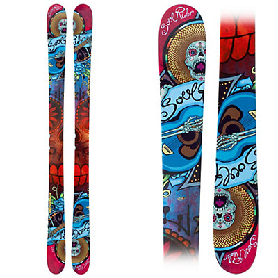 Nordica Soul Rider Skis, , viewer