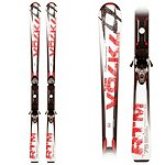 Volkl RTM 75 Skis with 4Motion 10.0