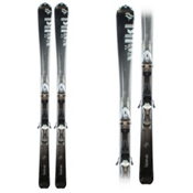 Volkl Attiva Luna Womens Skis with Attiva 3Motion 10.0 Bindings, , medium