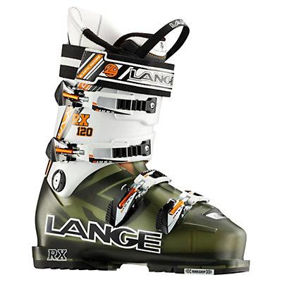 Lange RX 120 Ski Boots, , viewer