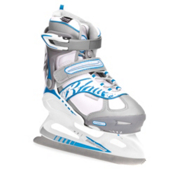 Bladerunner Micro XT Girls Figure Ice Skates, Silver, medium