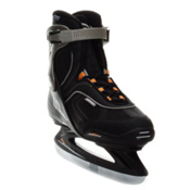 Bladerunner Zephyr - Mens Ice Skates, Black, medium