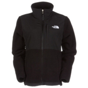The North Face Denali Fleece Womens Jacket, Recycled TNF Black, medium