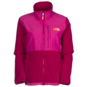 The North Face Denali Fleece Womens Jacket, Recycled Dramatic Plum-Luminou, medium