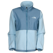 The North Face Denali Fleece Womens Jacket, Recycled Tofino Blue-Cool Blue, medium