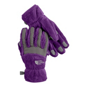 The North Face Denali Thermal Girls Gloves, Gravity Purple, medium
