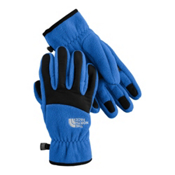 The North Face Denali Kids Gloves, Nautical Blue, medium