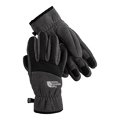 The North Face Denali Kids Gloves, Carcoal Grey Heather, medium