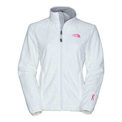 The North Face Pink Ribbon Osito Womens Jacket, , large